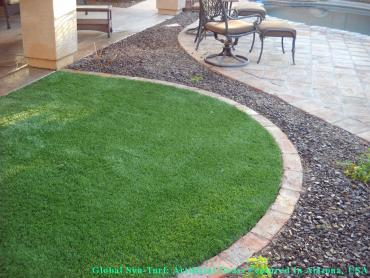 Artificial Grass Photos: Artificial Grass Royal Kunia, Hawaii Cat Grass, Front Yard Landscape Ideas