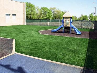 Artificial Grass Photos: Artificial Turf Princeville, Hawaii Athletic Playground, Commercial Landscape