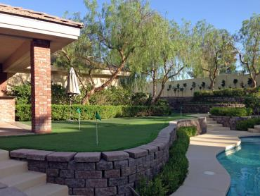 Artificial Grass Photos: How To Install Artificial Grass Kea'au, Hawaii Putting Greens, Backyard