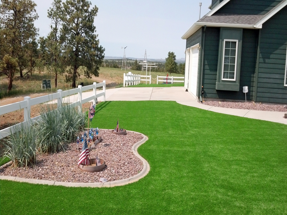 City Front Yard Landscaping Ideas Part - 24: Artificial Grass