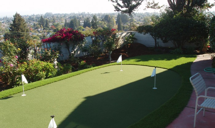 Putting Greens, Artificial Golf Putting Green Hawaii Grass